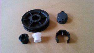 Zpracováváme všechny druhy termoplastů, včetně materiálů s plnivy.